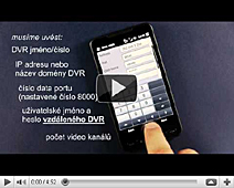 Mobile video monitoring with a Windows Mobile (TM) cell phone