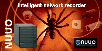 NUUO Network Video Recorders<br />Safe and efficient surveillance video recording