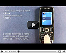 Mobile video monitoring with a Symbian phone