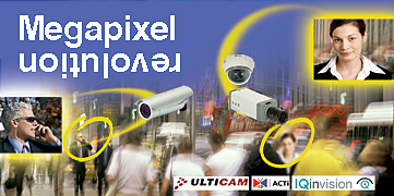 Megapixel video surveillance in practice