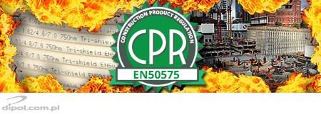 Construction Products Regulation (CPR) - new requirements for cables