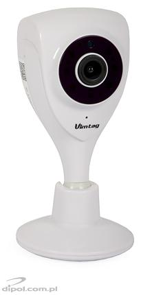 Home Security IP Camera: Vimtag CM1 (720p, WiFi, IR, audio, microSD)
