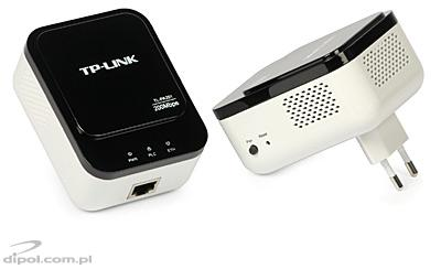 Powerline Ethernet Adapters: TP-Link TL-PA201KIT (200Mbps, 2pcs)