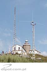 Antennas on Jacob's Path