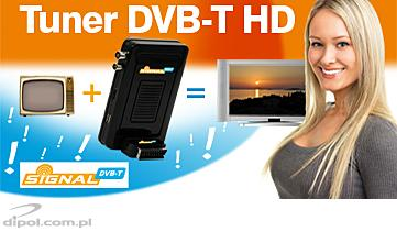 DVB-T Receiver Signal HD-507 (MPEG-2/4, PVR Ready)