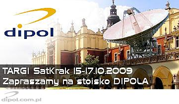 DIPOL at SatKrak 2009 - welcome