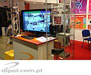 Megapixel revolution at Intertelecom<br />Lodz, Poland, March 17-19, 2009