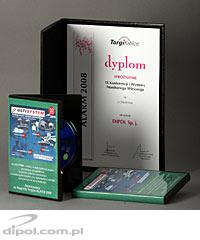 ULTISYSTEM - a strong entry - DIPOL at ALARM Kielce,<br />November 5-6, 2008