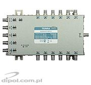 Multiswitch Terra MSV-512 (5-in, 12-out, IF gain adjustment)