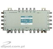 TV/SAT Splitter: Terra SSQ-508 (5-in, 20-out)