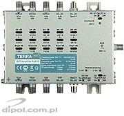 Amplifier for 5-input multiswitches: Terra SA 511