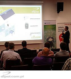 DIPOL na Feira Mobile Solutions and Technologies Mobile-IT, Maio 27-28, 2014