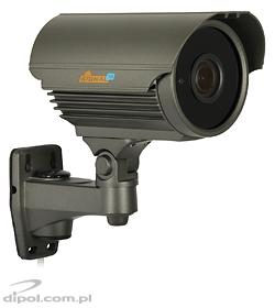 IP Compact Camera: Signal HDC-260P (2MP, 2.8-12mm, 0.01 lx, IR up to 40m, H.265/H.264, PoE)