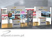 Modern house - Building Fair<br />Rzeszow, March 13-15, 2009