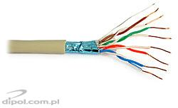CAT 5e FTP Shielded Cable: NETSET BOX FTP 5e [305m], indoor