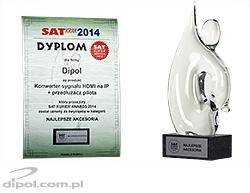 DIPOL at SAT KRAK 2014 Fair, Oct. 2-3