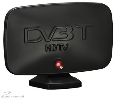 Aktív DVB-T antenna (5-12/21-60. csatornák)