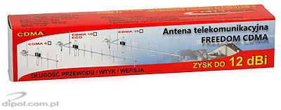 Indoor DVB-T Antenna with Amplifier: Signal DA