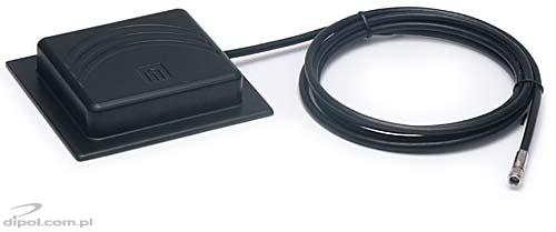 WLAN Wi-Fi Indoor Panel Antenna:ATK-P1/2.4GHz (8 dB, 2m cable &SMA/RP; black)