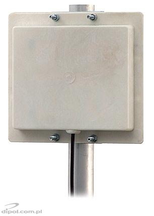 WLAN WiFi Midi Panel Antenna (2.4GHz, 13 dB, 0.5m cable &SMA/RP)