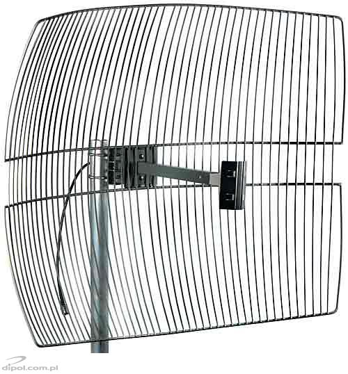 WLAN WiFi Directional Antenna: GRID24024 (2.4GHz, 24dB)