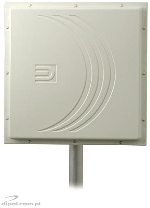 WLAN Wi-Fi Panel Antenna: ATK-P8/5 (5.5GHz; 22dBi; microstrip) - CLEARANCE SALE!