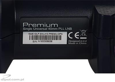 LNB Inverto BLACK Premium 0.2 dB