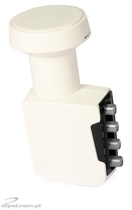 Universal Single LNB: Inverto Red Extended 0.3dB
