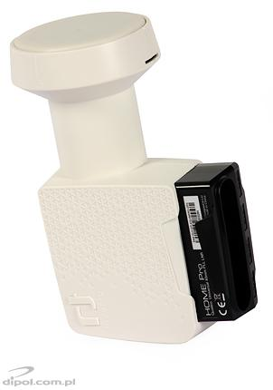 Universal QUATRO LNB: White Tech Inverto IDLP-40QTL 0.2dB
