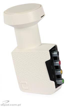 Universal Single LNB: Inverto BLACK Premium 0.2 dB