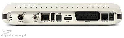 DVB HD Receiver: ADB 2850ST + TNK HD card prepaid for 3 months