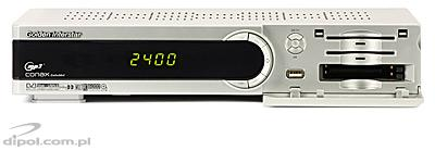 Tuner DVB-T/S 870CRCI GOLDEN INTERSTAR (Seca, Cryptoworks, Viaccess, Irdeto)