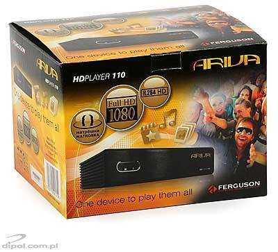 Multimedia Player: Ferguson Ariva HDplayer 110