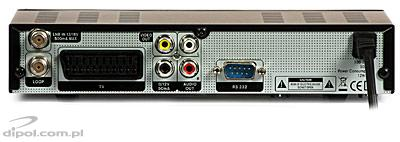 DVB-S Receiver: OPTICUM 4060CX PLUS