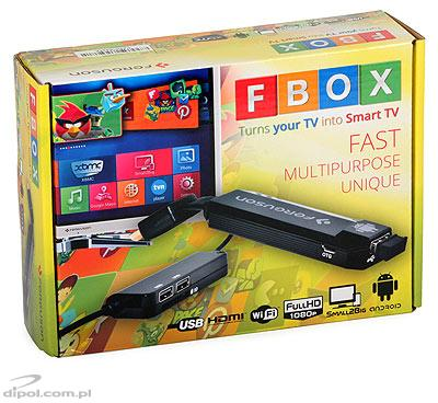 Smart TV Dongle: Ferguson FBOX