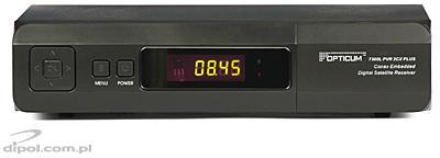 DVB-S Receiver: OPTICUM 7300L PVR 2CX PLUS