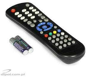 DVB-S Receiver: OPTICUM 7300 PVR CI2CX PLUS VFD