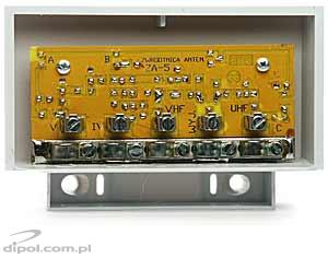 4-IN Antenna Multiplexer - ZA 5