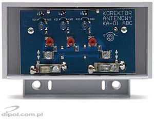 Antenna Equalizer: KA-01abc 32/43/49
