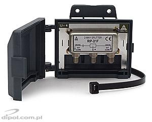 Antenna impedance transformer: SA I-III (VHF & FM)