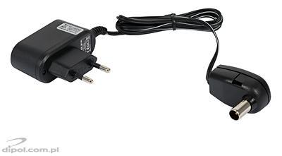 Tápegység 2WZS 12V/100 mA (tápfeladó adapter antennaerősítők számára)