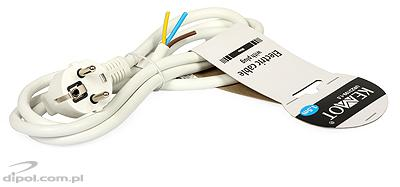 AC Power Cable Cord (DIN49441 plug, 1.5m, for internal connection)