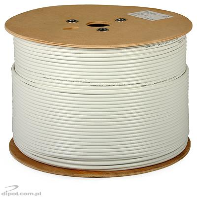 Coaxial Cable (75 ohm, class A): TRISET-113 1.13/4.8/6.8 [1m]