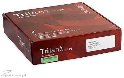 Cablu Coaxial 50 ohmi: Tri-Lan 240 [1m]