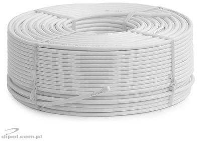 Coaxial Cable (75 ohm): DIPOLNET RG-6 Cu [100m]