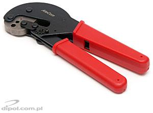 Crimping Tool HT-106D for RG 58, 59 (1.72/5.40/6.48)