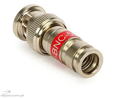 Professional Compression BNC Connector PCT-BNC-59<br />(for CAMSET cables)