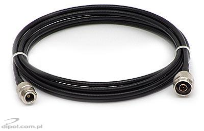 N-male to N-female Cable (3m RF-5)
