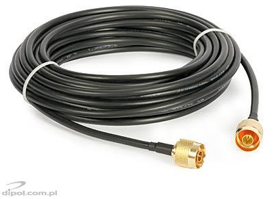 N-male to N-male Cable (10m RF-5)
