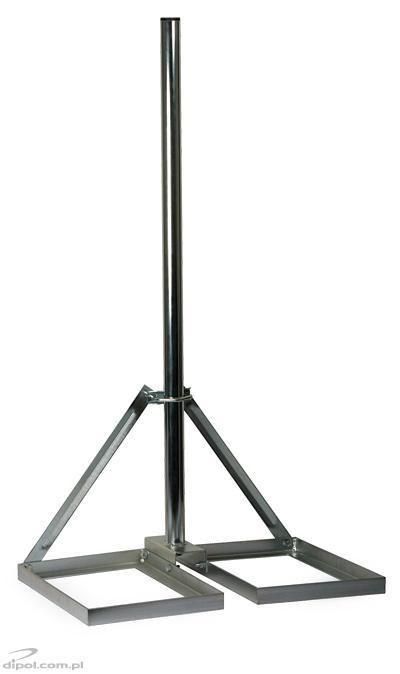 Maszt bezinwazyjny MB-1000 1m